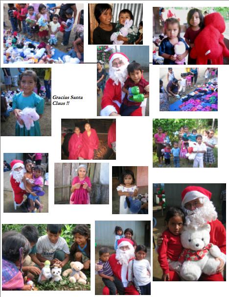 More Santa adventures